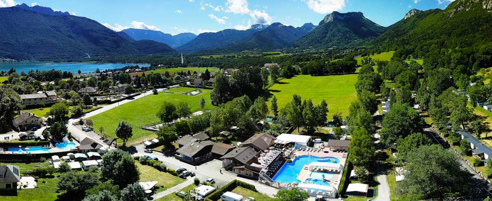 camping annecy fontaines