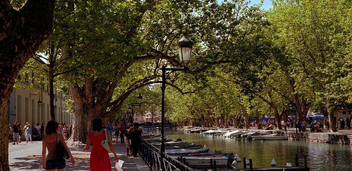 Découvrez la belle France avec des vacances à Annecy