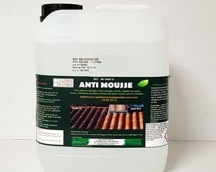 Tout savoir sur l'anti mousse toiture et son utilisation