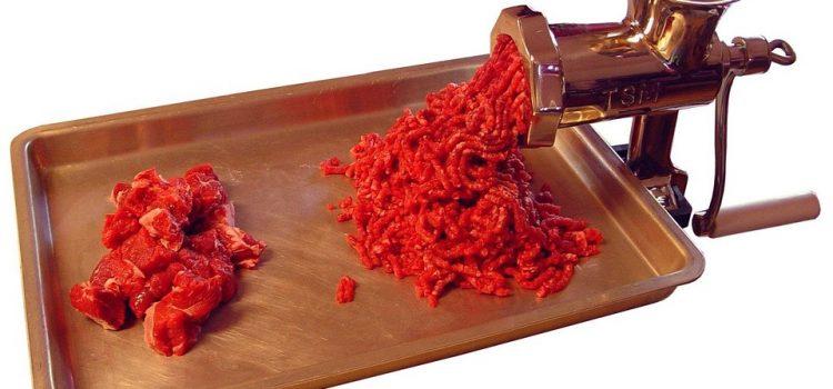 Tout savoir sur le hachoir à viande