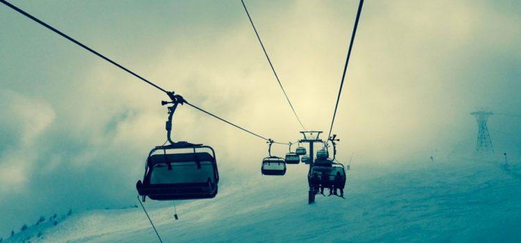 ski d'altitude de la Tarentaise